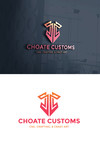 Choate Customs Logo - Entry #354