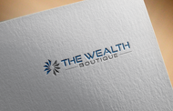 the wealth boutique Logo - Entry #30