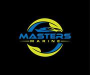 Masters Marine Logo - Entry #44