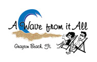 A Wave From It All Logo - Entry #43