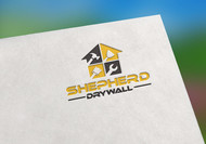 Shepherd Drywall Logo - Entry #106