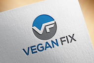 Vegan Fix Logo - Entry #117