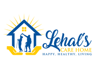 Lehal's Care Home Logo - Entry #87
