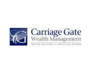 Carriage Gate Wealth Management Logo - Entry #137