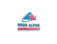 High Alpine Data Consulting (HAD Consulting?) Logo - Entry #65
