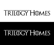 TRILOGY HOMES Logo - Entry #17