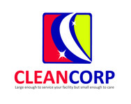 B2B Cleaning Janitorial services Logo - Entry #68