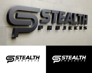Stealth Projects Logo - Entry #312