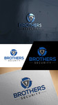 Brothers Security Logo - Entry #84