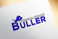 Buller Financial Services Logo - Entry #292