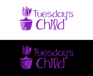 Tuesday's Child Logo - Entry #176