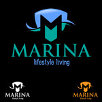 Marina lifestyle living Logo - Entry #76
