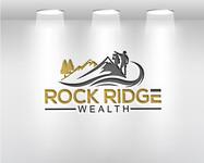 Rock Ridge Wealth Logo - Entry #287