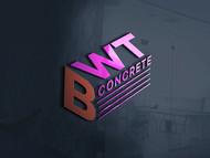 BWT Concrete Logo - Entry #222