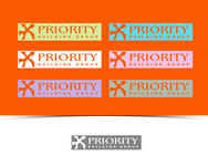 Priority Building Group Logo - Entry #263