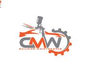 CMW Building Maintenance Logo - Entry #167