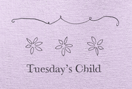 Tuesday's Child Logo - Entry #8