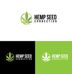 Hemp Seed Connection (HSC) Logo - Entry #42