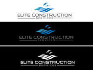 Elite Construction Services or ECS Logo - Entry #200