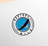 Raptors Wild Logo - Entry #223