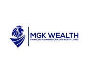 MGK Wealth Logo - Entry #280