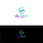 Ana Carolina Fine Art Gallery Logo - Entry #19