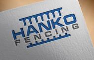 Hanko Fencing Logo - Entry #52