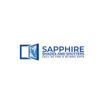 Sapphire Shades and Shutters Logo - Entry #127