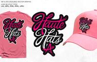 Haute Hats- Brand/Logo - Entry #53