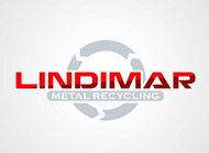 Lindimar Metal Recycling Logo - Entry #292