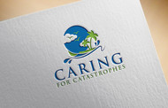 CARING FOR CATASTROPHES Logo - Entry #36