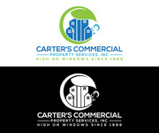 Carter's Commercial Property Services, Inc. Logo - Entry #174