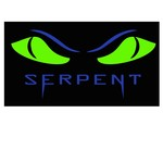 """Serpent"" Design for Retail Packaged Product Logo - Entry #3"