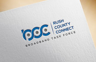 Rush County Connect Broadband Task Force Logo - Entry #4