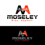 Moseley Bros. Asphalt Logo - Entry #59