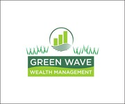 Green Wave Wealth Management Logo - Entry #344