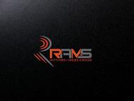 Rams Duty Free + Smoke & Booze Logo - Entry #189