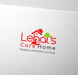Lehal's Care Home Logo - Entry #172