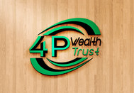 4P Wealth Trust Logo - Entry #371