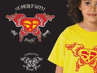 Superman Like Shield Logo - Entry #51