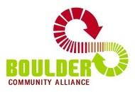 Boulder Community Alliance Logo - Entry #45