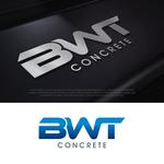 BWT Concrete Logo - Entry #187