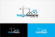 Premier Renovation Services LLC Logo - Entry #28
