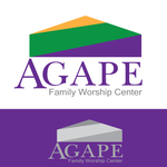 Agape Logo - Entry #10