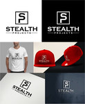 Stealth Projects Logo - Entry #124