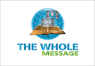 The Whole Message Logo - Entry #7