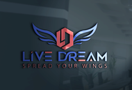 LiveDream Apparel Logo - Entry #418