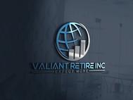 Valiant Retire Inc. Logo - Entry #282