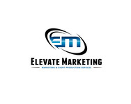 Elevate Marketing Logo - Entry #108
