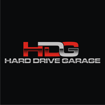 Hard drive garage Logo - Entry #27